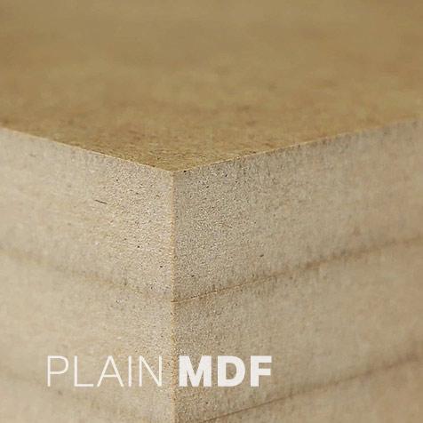 Plain MDF