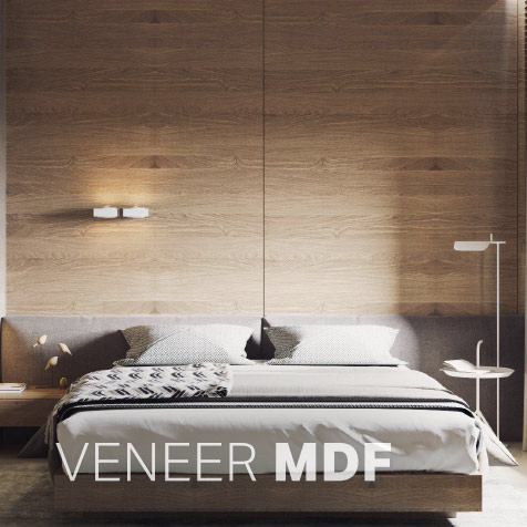 Veneer MDF