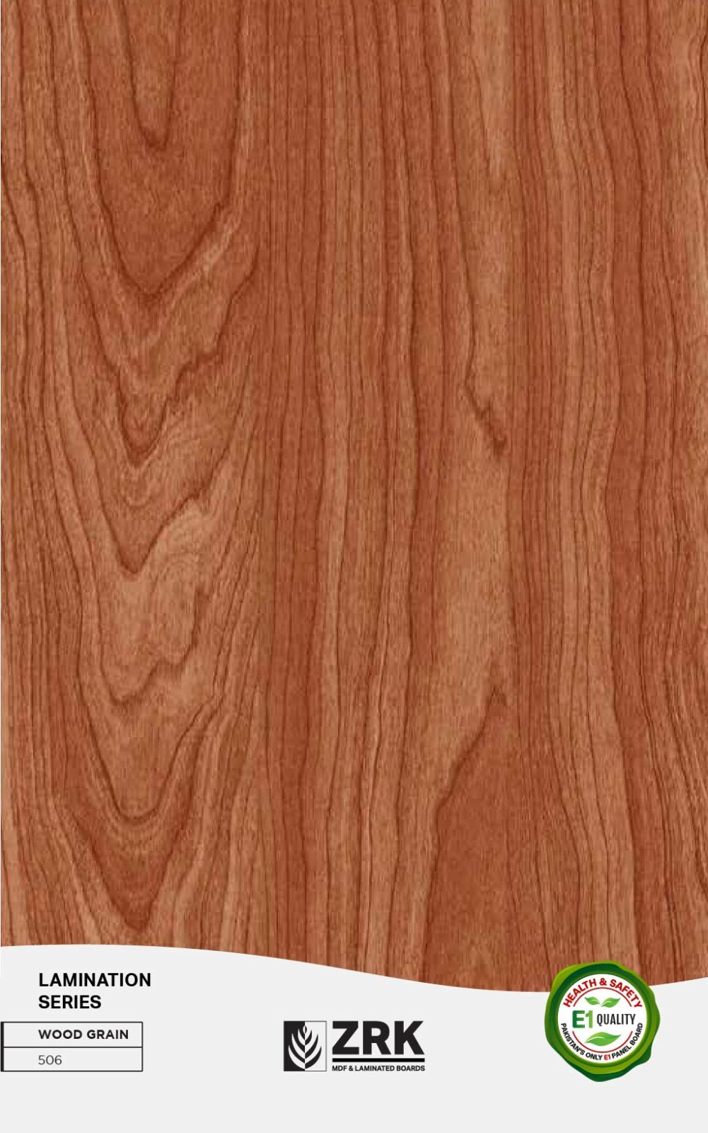 Lamination - Wood Grain - 506