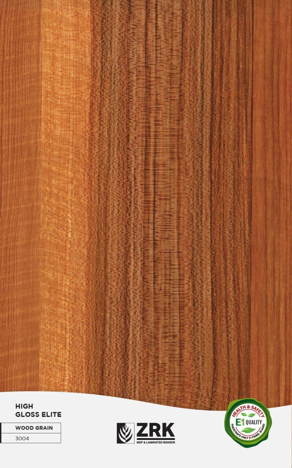 High Gloss Elite - Wood Grain - 3004
