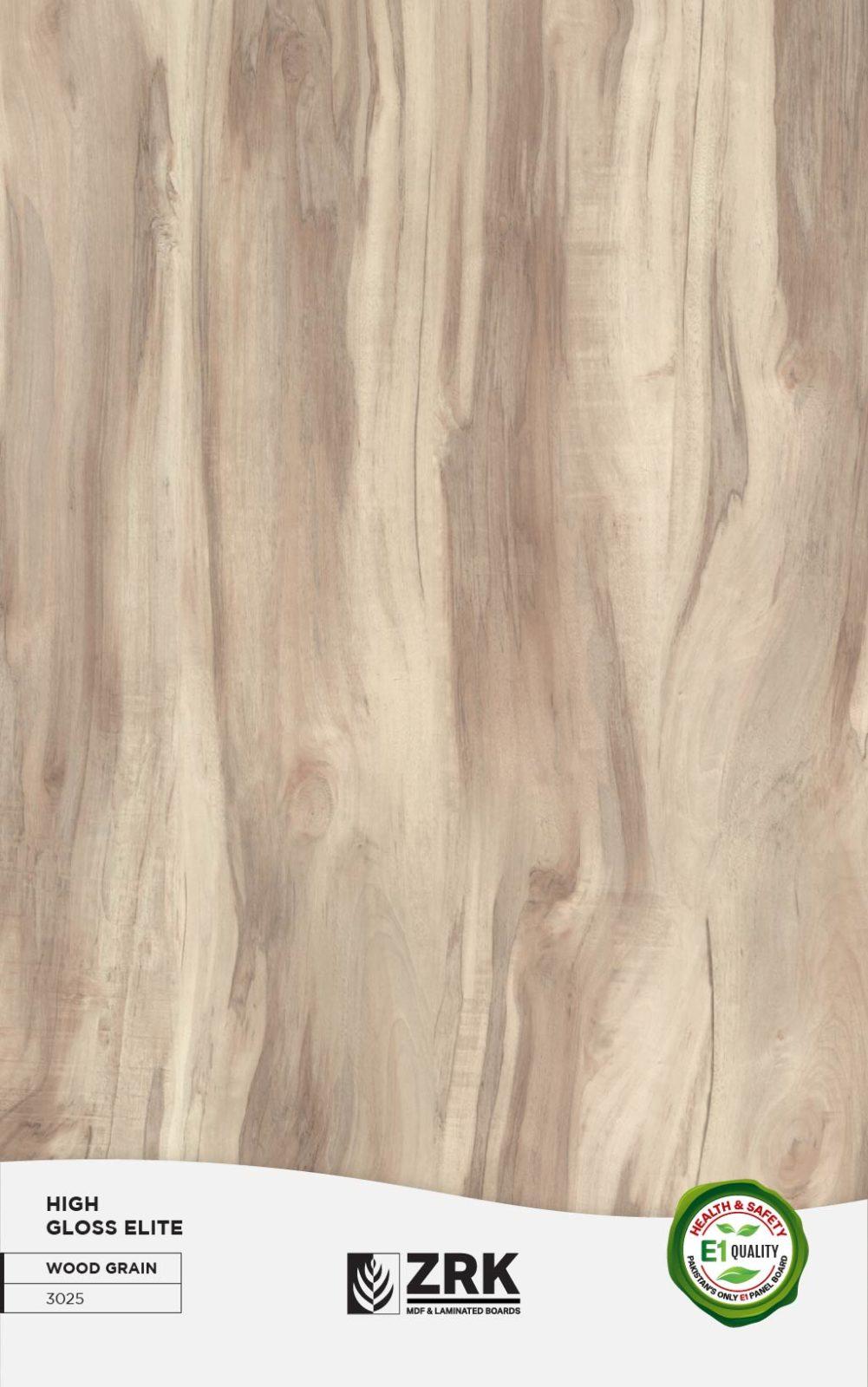 High Gloss Elite - Wood Grain - 3025