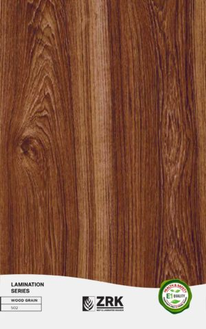 Lamination - Wood Grain - 502