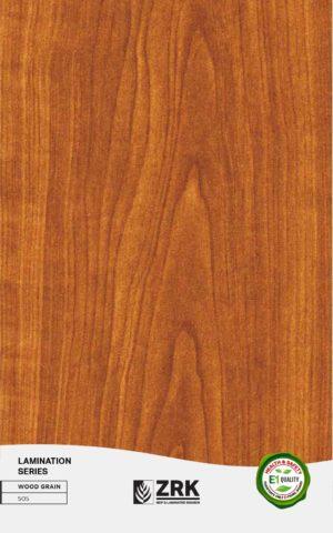 Lamination - Wood Grain - 505