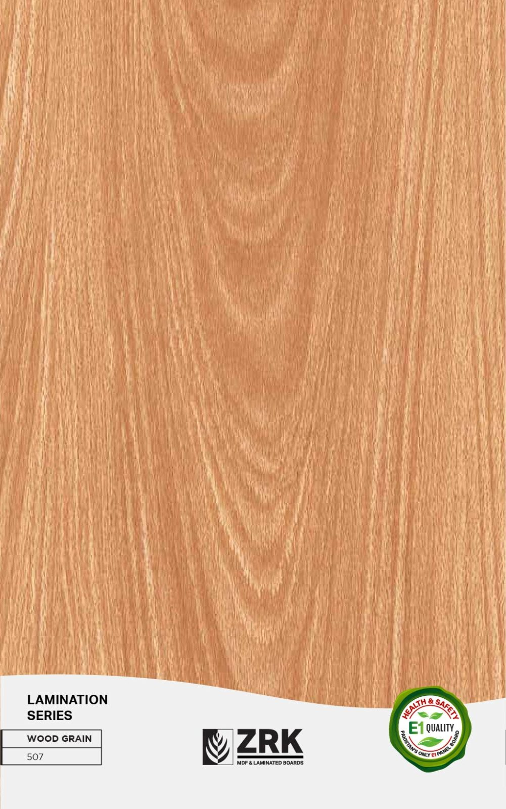 Lamination - Wood Grain - 507