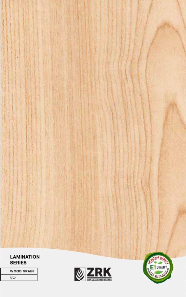 Lamination - Wood Grain - 532