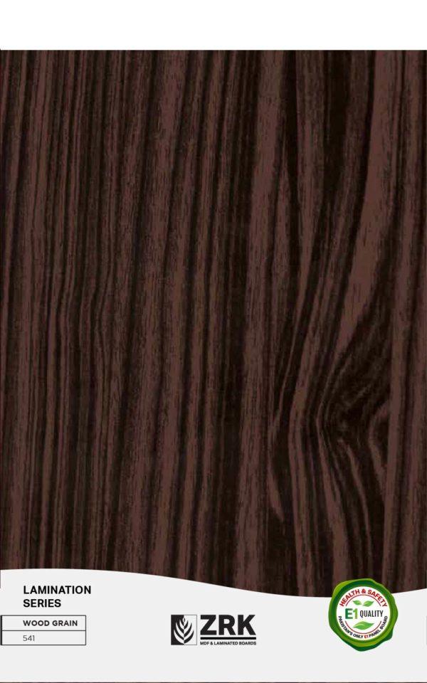 Lamination - Wood Grain - 541