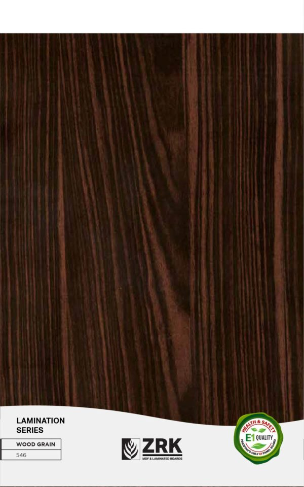 Lamination - Wood Grain - 546
