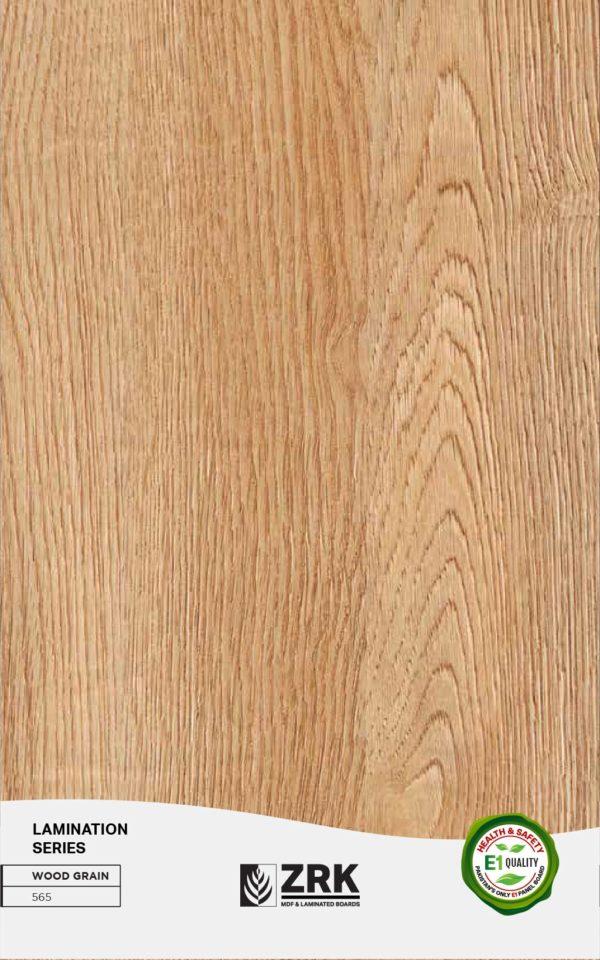 Lamination - Wood Grain - 565