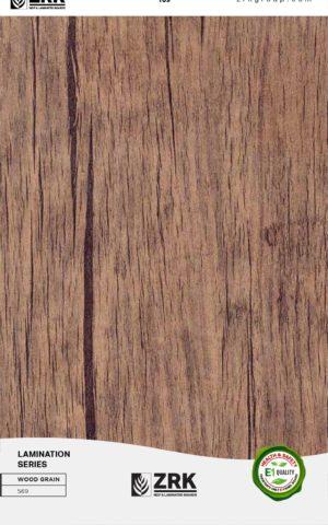 Lamination - Wood Grain - 569