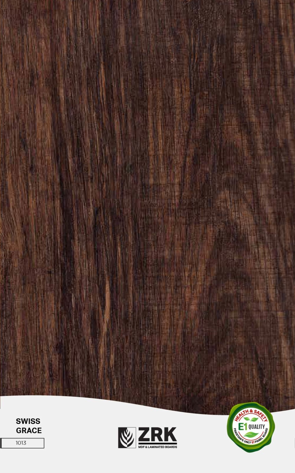 Swiss Grace - Wood Grain - 1013
