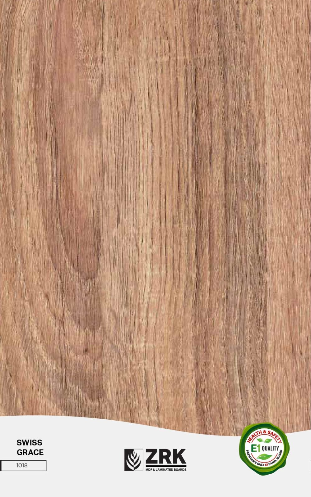 Swiss Grace - Wood Grain - 1018