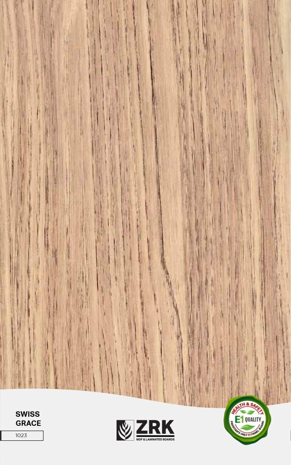 Swiss Grace - Wood Grain - 1023