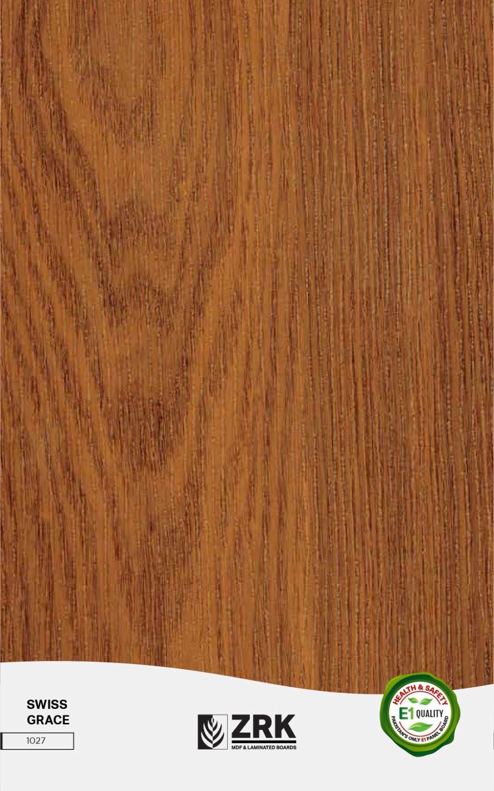 Swiss Grace - Wood Grain - 1027