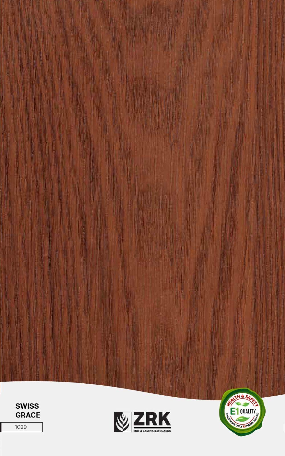 Swiss Grace - Wood Grain - 1029