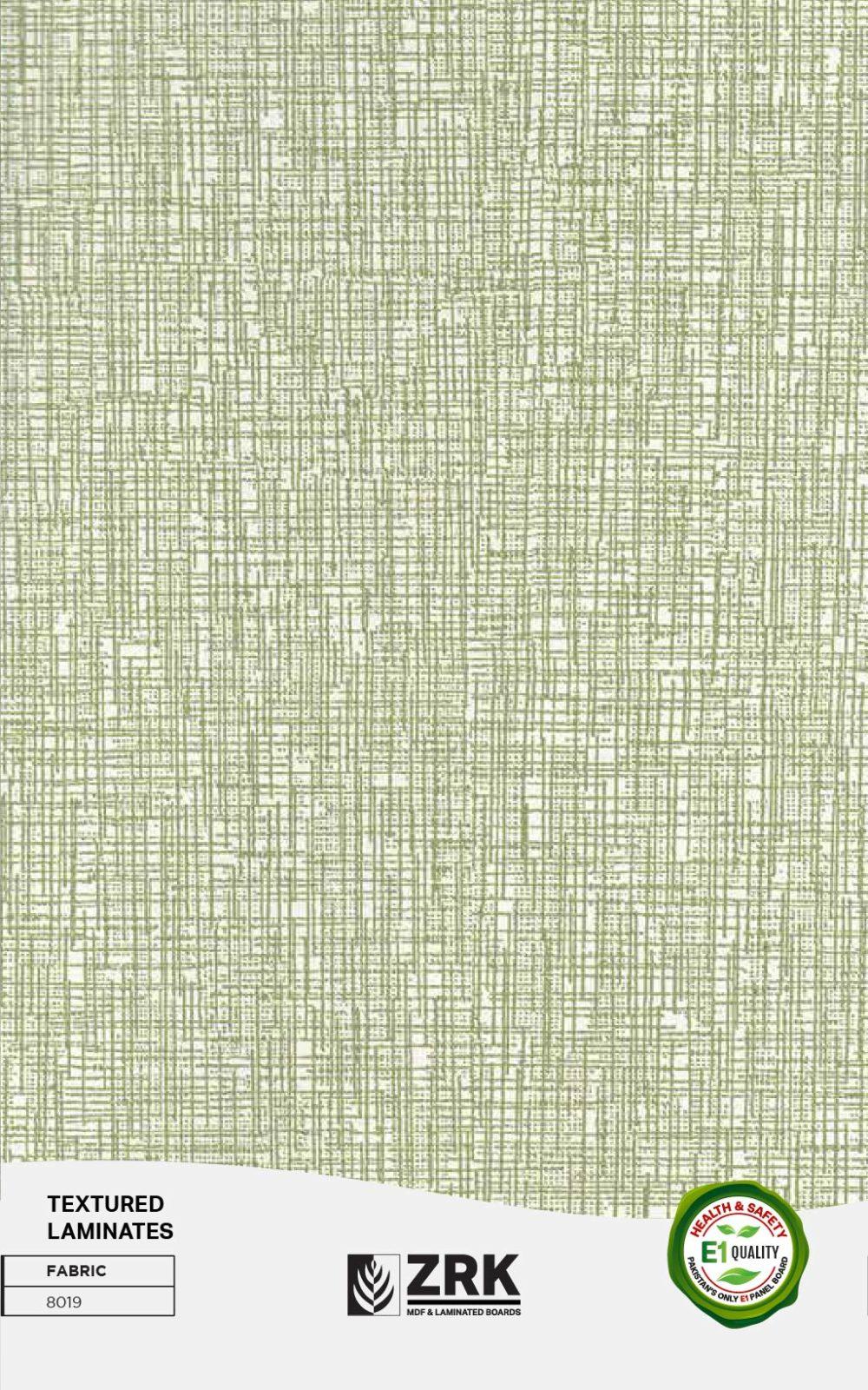 Textured Laminates - 8019 - Fabric