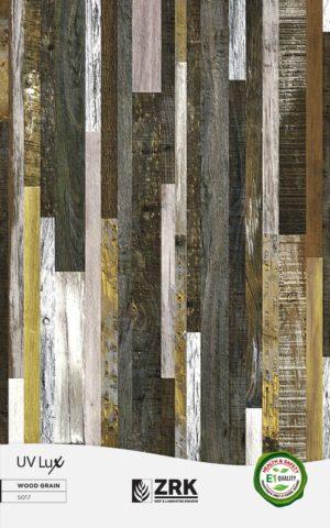 UV LUX - Wood Grain - 5017