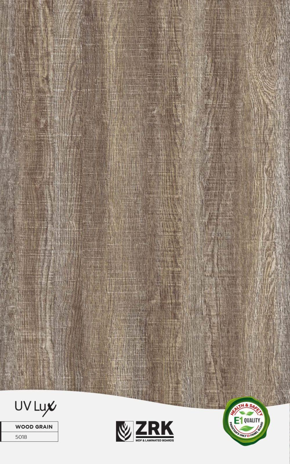 UV LUX - Wood Grain - 5018