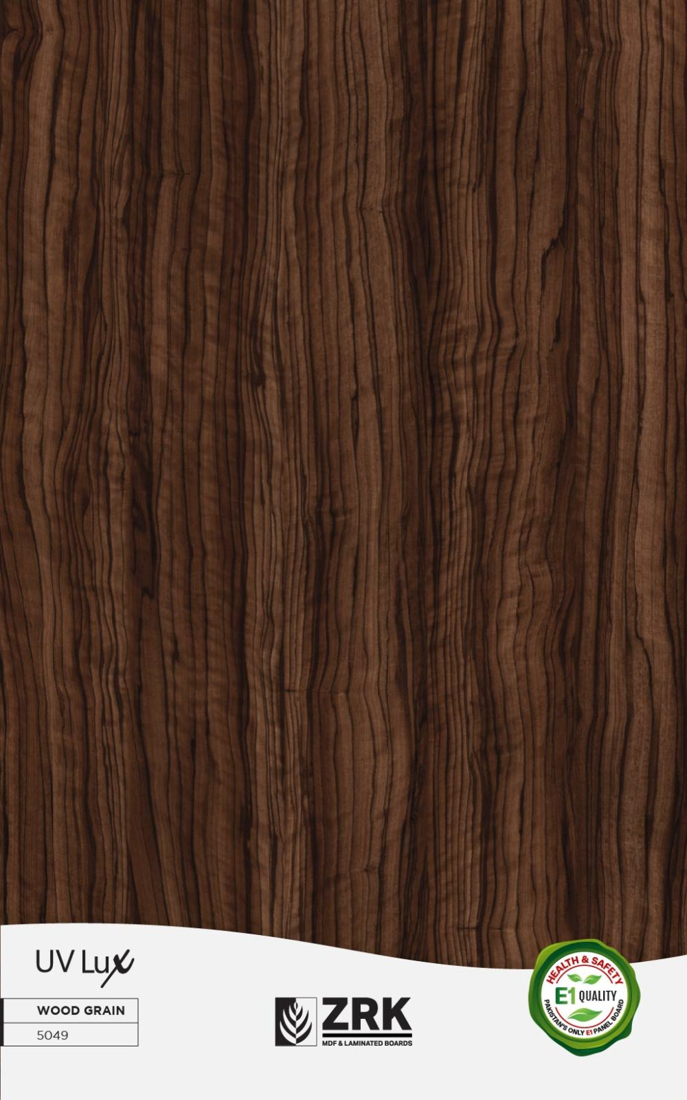 UV LUX - Wood Grain - 5049