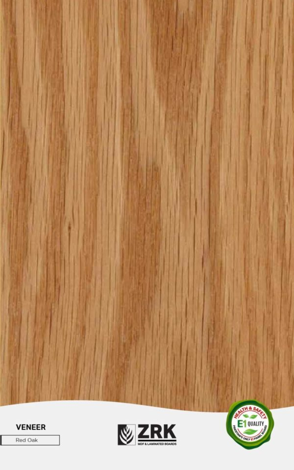American Red Oak - Wood